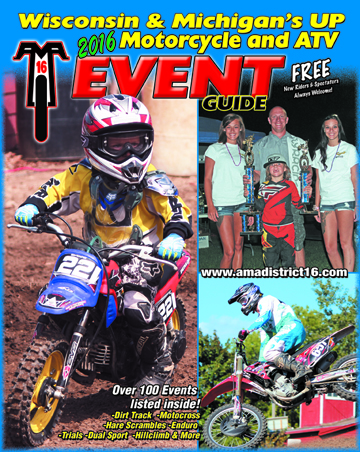 2016 D16 Event Guide Cover